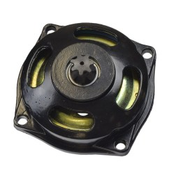 clutch bell housing gear box wth 7 tooth sprocket for 47cc 49cc pocket bike scooter engines [ 1000 x 1000 Pixel ]