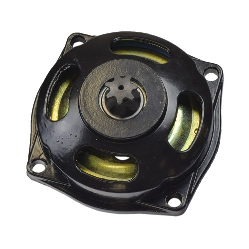 small resolution of clutch bell housing gear box wth 7 tooth sprocket for 47cc 49cc pocket bike scooter engines