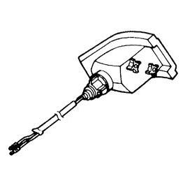 Right Rear Turn Signal Assembly for Honda Elite 250 (1985