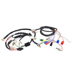 wire harness for the drive medical phoenix 3 scooter drive phoenixwire harness for the drive medical [ 5475 x 5475 Pixel ]