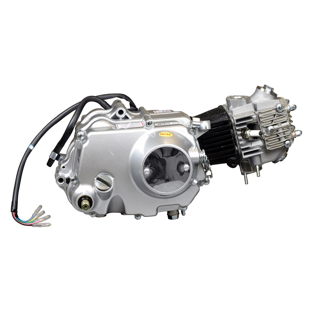hight resolution of  scratch dent 50cc 4 stroke engine with manual clutch kick start for dirt bikes