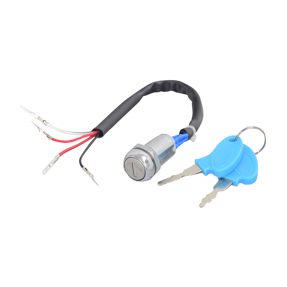 medium resolution of ignition module key switch with keys 4 wire