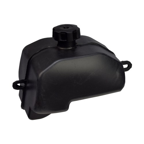 small resolution of black plastic fuel tank for 50cc 70cc 90cc 110cc 125cc atvs