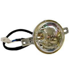 headlight assembly with 3 wires for the baja wd90u 90cc atv [ 1000 x 1000 Pixel ]