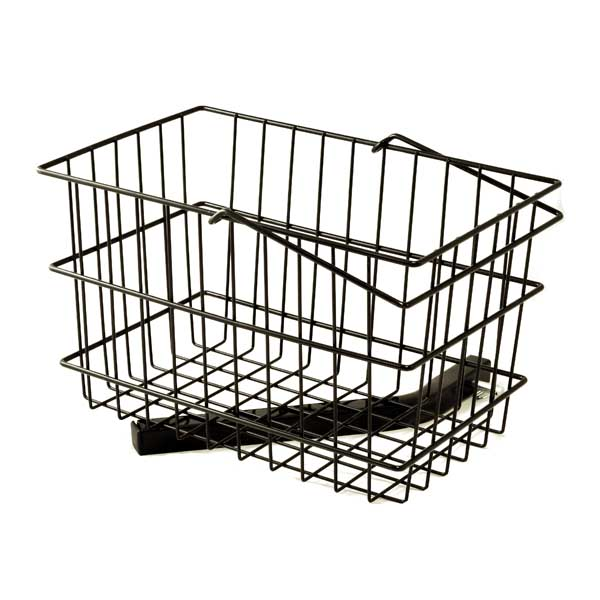 Large Square Rear Basket for Pride Mobility Scooters and