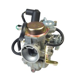 250cc gy6 go kart dune buggy carburetor [ 1000 x 1000 Pixel ]