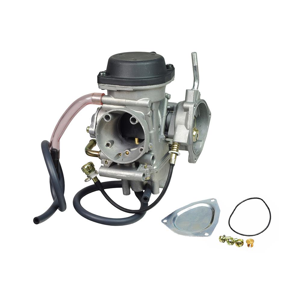 hight resolution of pd36j carburetor for the yamaha grizzly 400 wolverine ymf400 kawasaki kfx 400 suzuki ltz 400