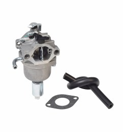 carburetor 591731 796109 594593 for 15 5 to 17 5 hp briggs stratton engines [ 1000 x 1000 Pixel ]