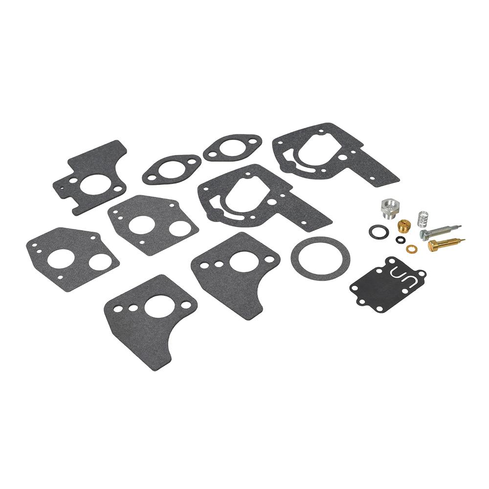 hight resolution of carburetor repair kit 494624 495606 for briggs stratton 3 hp to 5 5 hp horizontal shaft engines