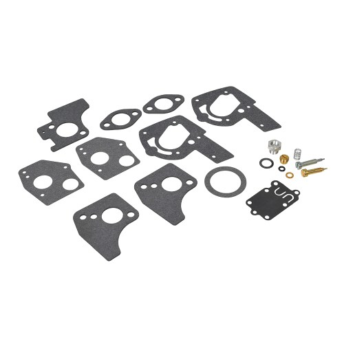 small resolution of carburetor repair kit 494624 495606 for briggs stratton 3 hp to 5 5 hp horizontal shaft engines