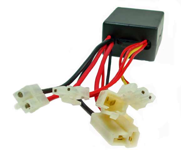 razor e100 electric scooter wiring diagram 1970 vw beetle ignition control module for e125 versions 5 9 chain drive models parts