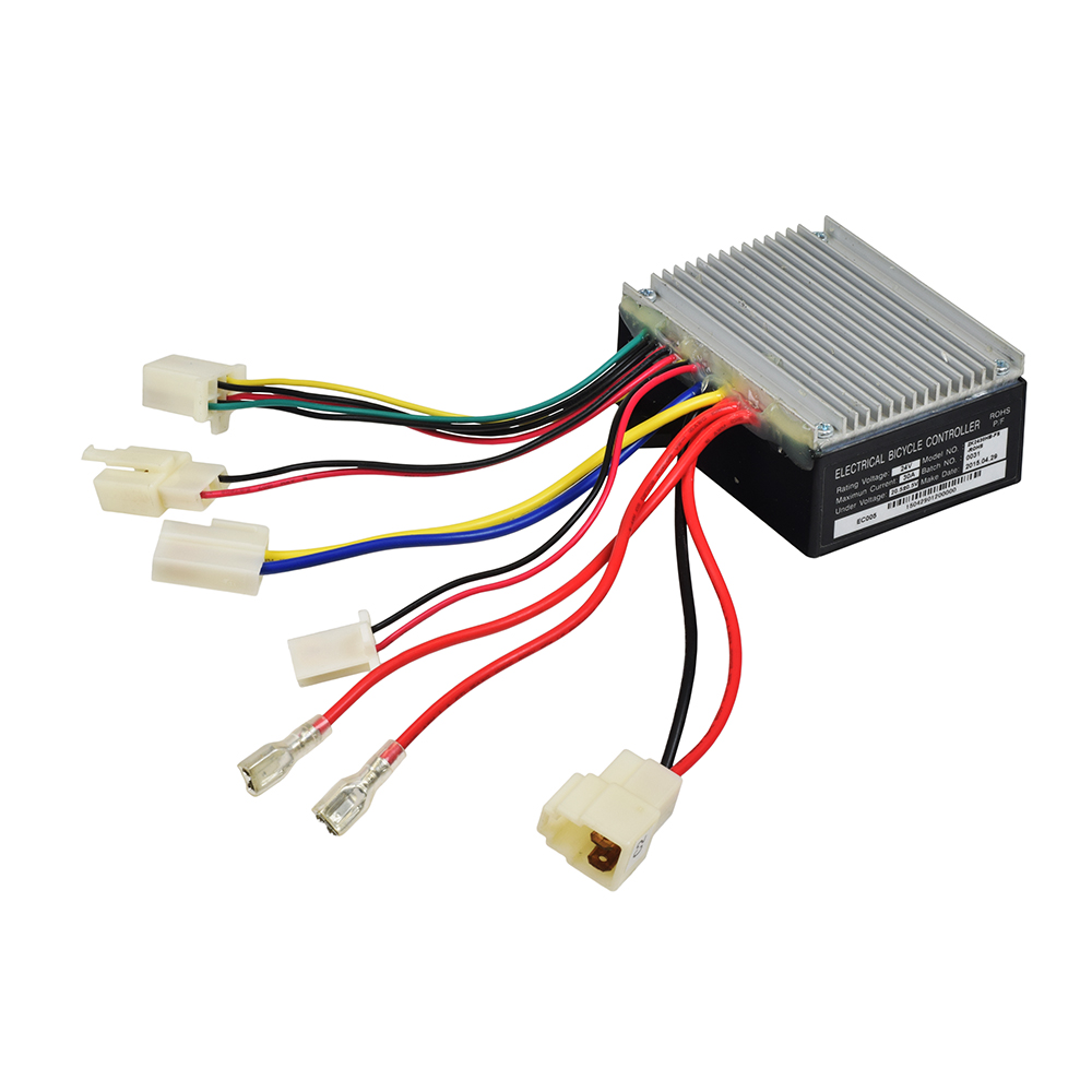 hight resolution of razor e300 versions 11 13 19 zk2430hb fs control module with 5 wire throttle connector