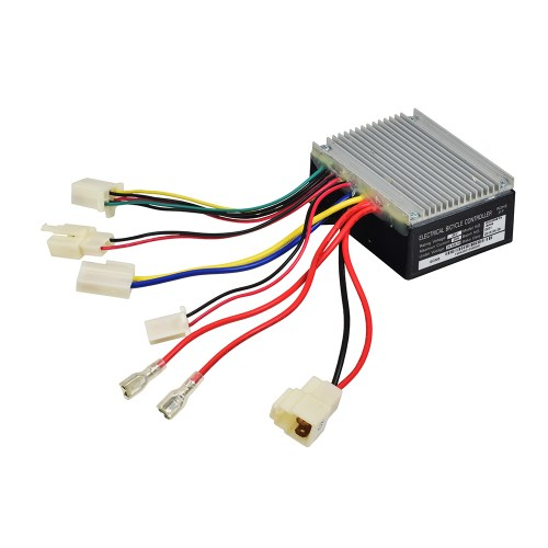 small resolution of razor e300 versions 11 13 19 zk2430hb fs control module with 5 wire throttle connector
