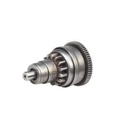 starter clutch gear assembly bendix for 50cc qmb139 go karts [ 1000 x 1000 Pixel ]