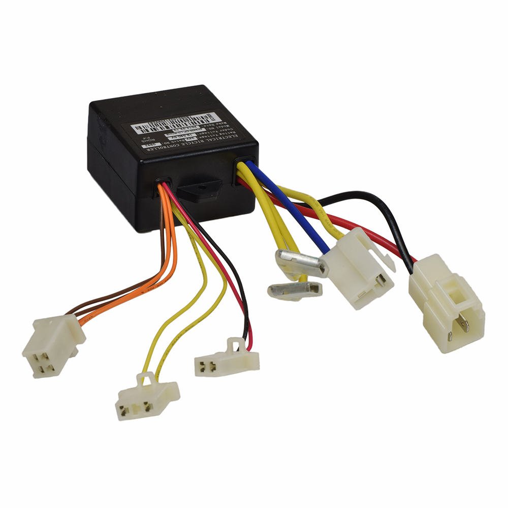 medium resolution of zk2400 dp fs control module with 4 wire throttle connector for the razor espark and the e100 e125 versions 10