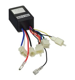 24 volt yk19f controller for the pulse em 1000 electric dirt bike [ 1000 x 1000 Pixel ]