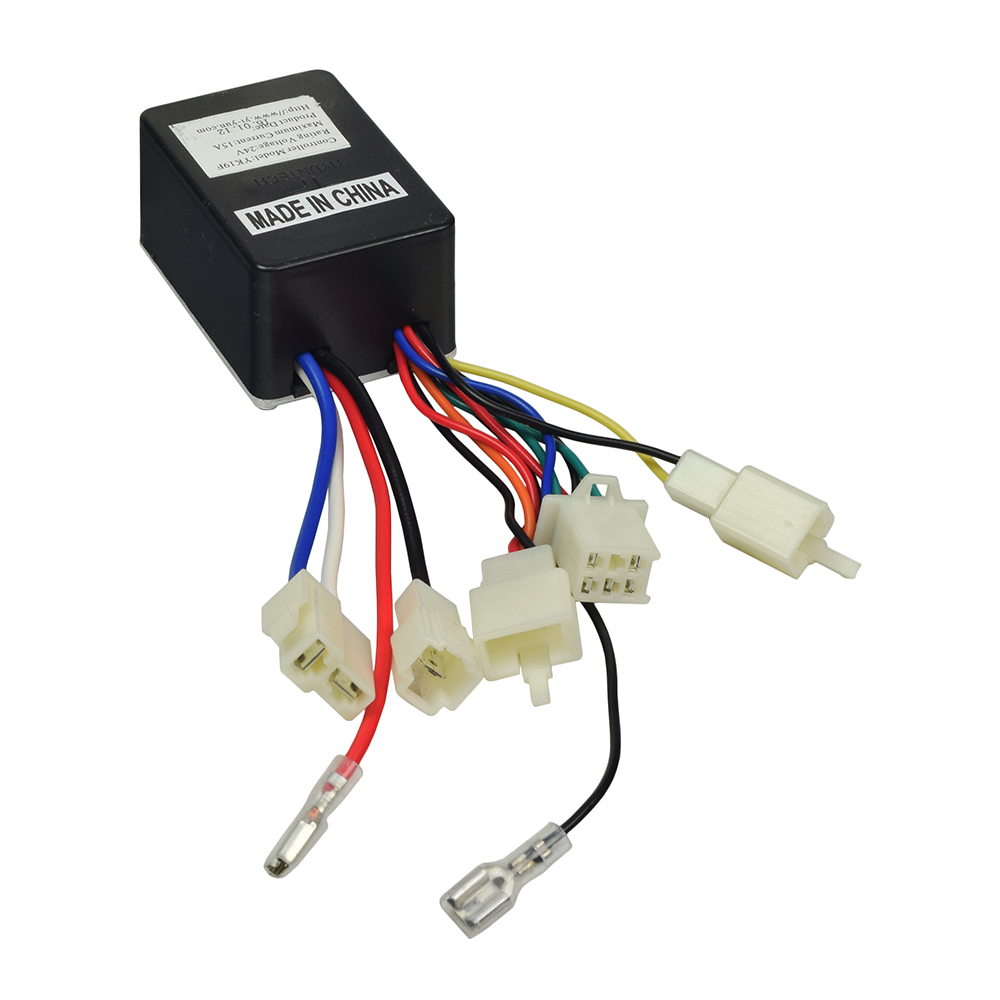 hight resolution of 24 volt yk19f controller for the pulse em 1000 electric dirt bike