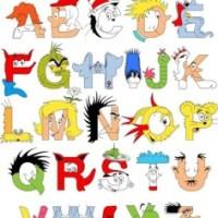 Free Dr Seuss Printables