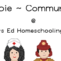 Friday Freebie: Community Helpers:  Policemen