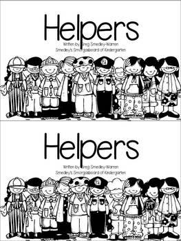 Friday Freebie: Community Helper: Community Helper Res...