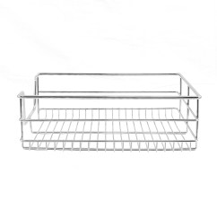 Kitchen Sliding Baskets Hotels With Kitchens In Vegas 5 Pull Out Wire Slide Storage Cupboard