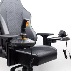 Office Chair Joystick Mount Two Dining Room Table Hotas Mounts Try Watching This Video On Www Youtube Com Or Enable Javascript If It Is Disabled In Your Browser