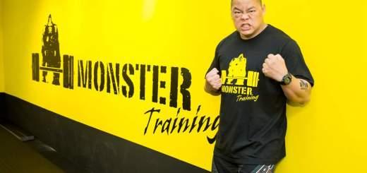 【巴西柔術的偶然發想】 @怪獸肌力及體能訓練中心