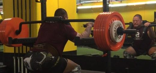 【力量與空氣】 @怪獸肌力及體能訓練中心