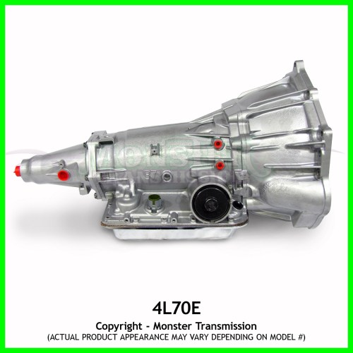 small resolution of 4l70e transmission remanufactured heavy duty 4 8 5 3 ls1 6 0l 2wd 43 off