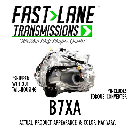 Fast Lane B7XA Transmission with B7XA Torque Converter