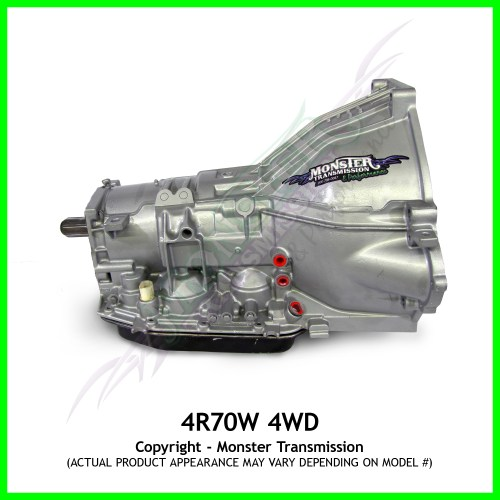 small resolution of 4r70w transmission remanufactured heavy duty performance transmission 4x4