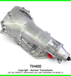 turbo 400 th400 transmission heavy duty performance 4  [ 1280 x 1280 Pixel ]