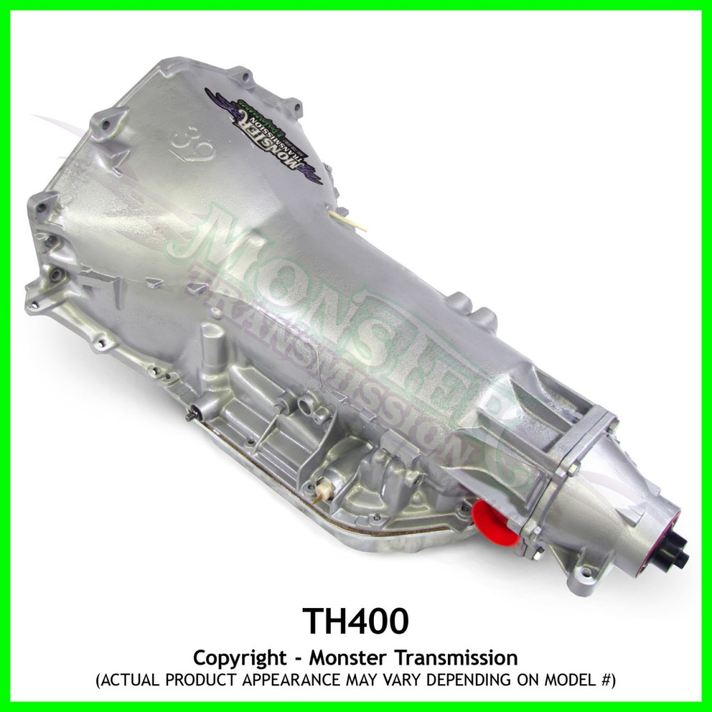 medium resolution of turbo 400 th400 transmission heavy duty performance 4