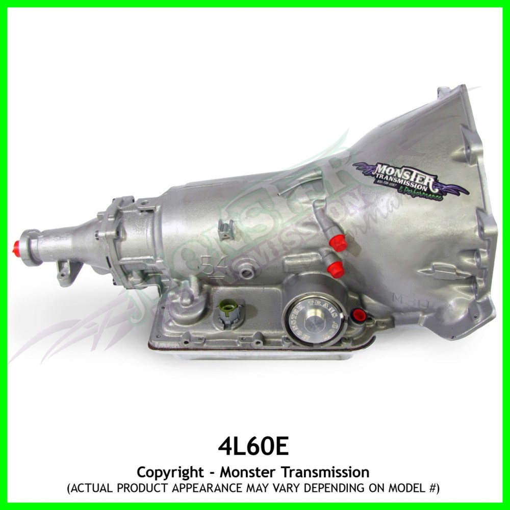 medium resolution of 4l60e transmission high performance race transmission 1pc case 2wd racing 4l60e new 4l60e