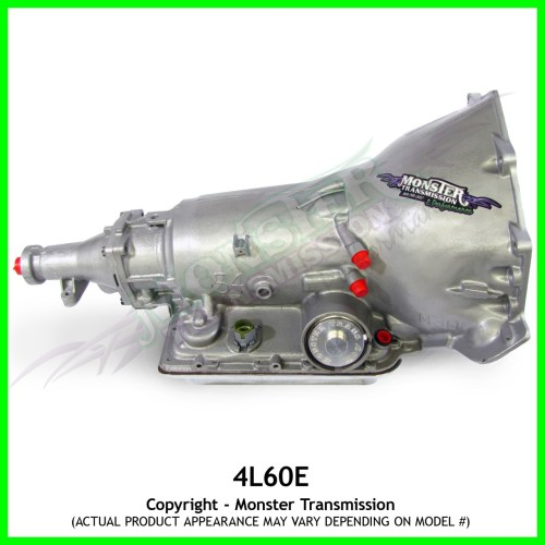 small resolution of 4l60e transmission high performance race transmission 1pc case 2wd racing 4l60e new 4l60e