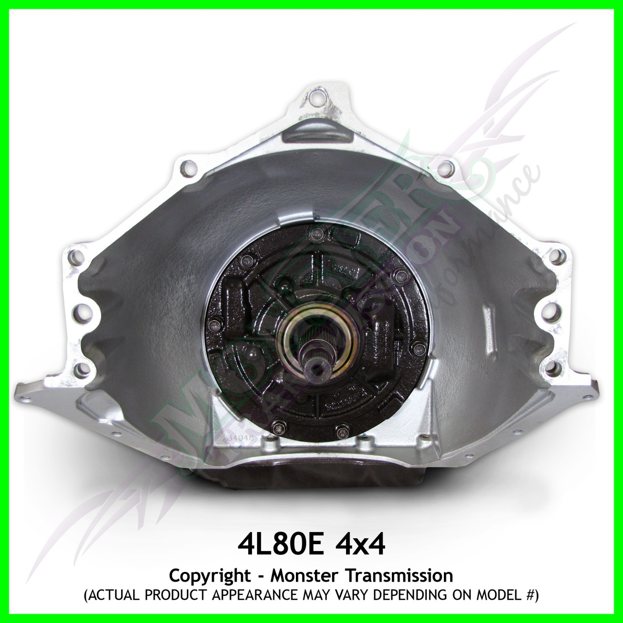 hight resolution of 4l80e heavy duty 4wd 4x4 transmission