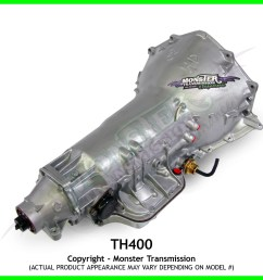 turbo 400 th400 transmission 4 tail rebuilt th400 rebuilt turbo 400 gm th400 chevy th400 buick th400 monster th400 transmission [ 1280 x 1280 Pixel ]
