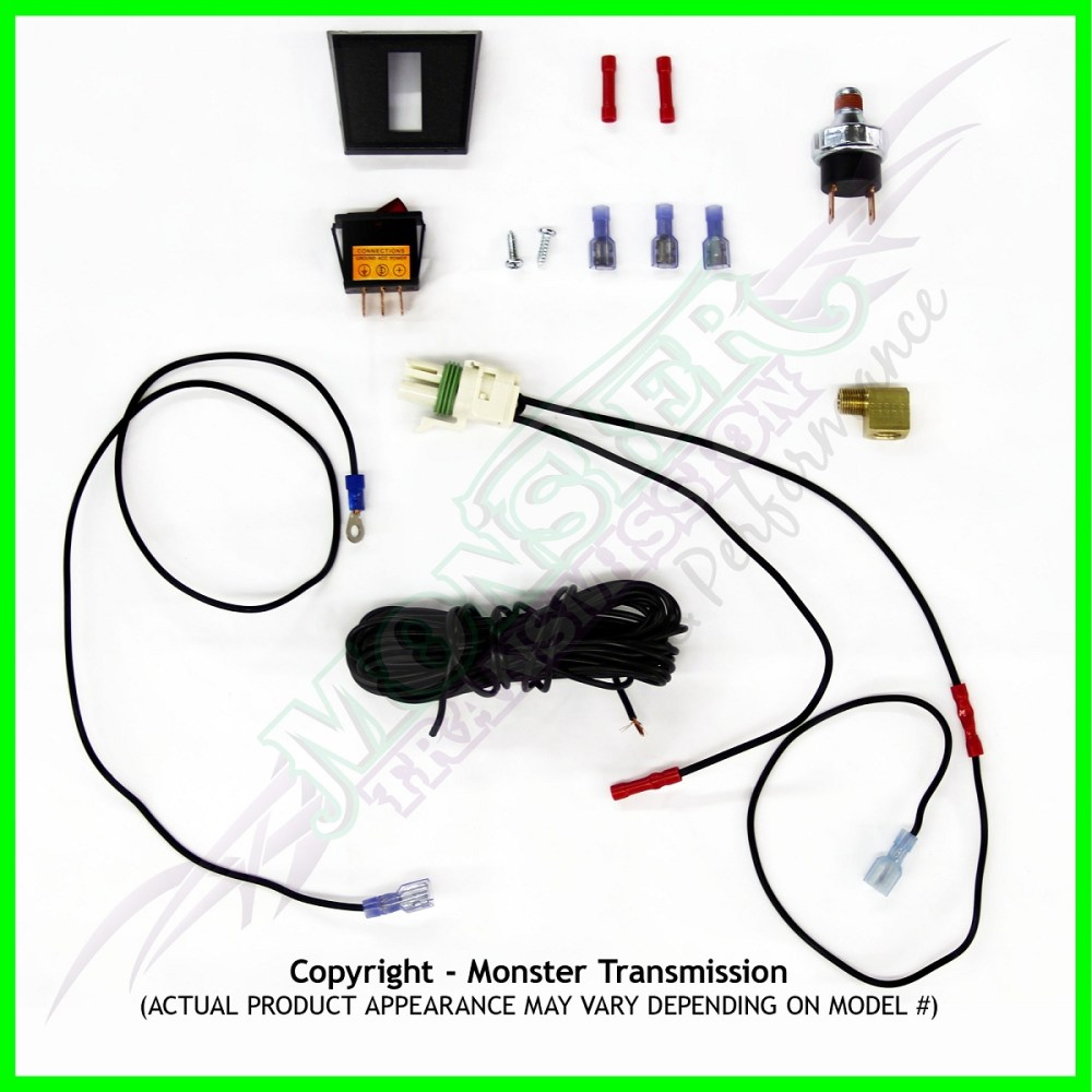 medium resolution of 200 4r external lock up kit 200r4 transmission repair 200r4 transmission wiring