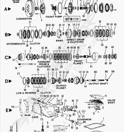 turbo 350c th350c automatic transmission parts and diagram rh monstertransmission com 2005 chevrolet uplander parts diagrams [ 1151 x 1483 Pixel ]