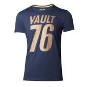 Fallout - Golden Vault 76 T-shirt