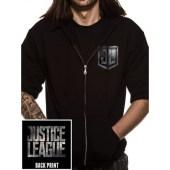 Ζακέτα Justice League Logo Zipped Hoodie