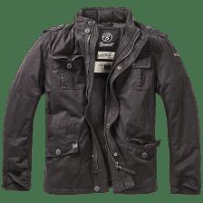 Brandit Britannia Winter Jacket Black