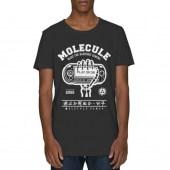 Molecule Play Or Die Black T-Shirt