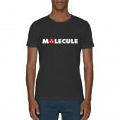 Molecule Logo Black T-Shirt