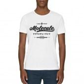Molecule Vintage White T-Shirt