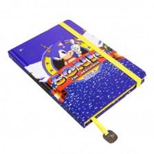 Sega - Sonic the Hedgehog Notebook