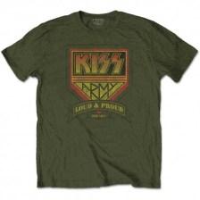 Μπλούζα Kiss - Loud & Proud T-Shirt