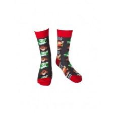 Κάλτσες Super Mario Nintendo Pixel Art Socks
