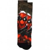 Κάλτσες Deadpool Crew Socks