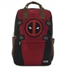 Σακίδιο Πλάτης Deadpool Cosplay Loungefly Backpack Κόκκινο